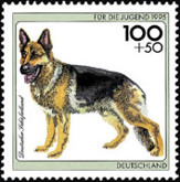 [Charity Stamps - Dogs, Typ BHM]