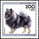 [Charity Stamps - Dogs, Typ BHN]