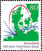 [The 100th Anniversary of the Kieler Canal, Typ BHO]