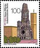 [The 100th Anniversary of Gedächtniskirche in Berlin, Typ BHY]