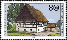 [Charity Stamps - Farmhouses, Typ BIG]