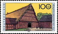 [Charity Stamps - Farmhouses, Typ BIH]