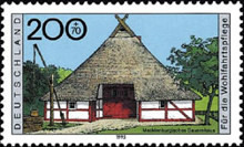 [Charity Stamps - Farmhouses, Typ BIJ]