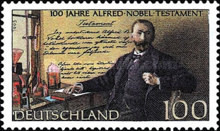 [The 100th Anniversary of Alfred Nobel's Will, Typ BIO]
