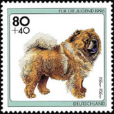 [Charity Stamps - Dogs, type BIX]