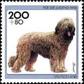 [Charity Stamps - Dogs, type BJA]