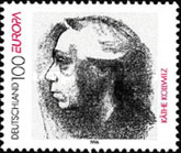[EUROPA Stamps - Famous Women, type BJP]