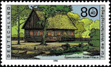 [Charity Stamps - Farmhouses, type BKS]