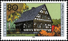 [Charity Stamps - Farmhouses, type BKT]