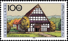 [Charity Stamps - Farmhouses, type BKV]