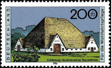 [Charity Stamps - Farmhouses, type BKW]