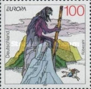 [EUROPA Stamps - Tales and Legends, type BLZ]