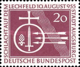 [The 1000th Anniversary of the Battle at Lechfeld, Typ BM]