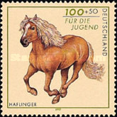 [Charity Stamps - Horses, type BMG]