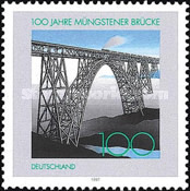 [The 100th Anniversary of the Müngstener Bridge, type BMO]