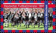 [Bayern Munich - German Football Champion, type BNP]