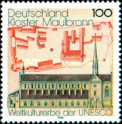 [The Nomination of the Maulbronn Convent as Historical- and Cultural Inheritance by UNESCO, Typ BNY]