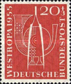 [Westropa Stamp Exhibition, Typ BO]