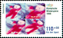 [Charity Stamps - Sports, Typ BOA]