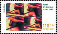 [Charity Stamps - Sports, Typ BOB]