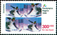 [Charity Stamps - Sports, Typ BOC]