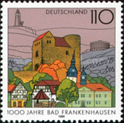 [The 1000th Anniversary of the Bad Frankenhausen, Typ BOJ]