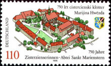 [The 750th Anniversary of the Saint Marienstern Convent, Typ BON]