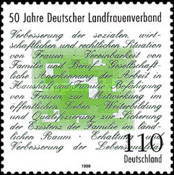 [The 50th Anniversary of the German Agriculture Womens Society, Typ BOT]