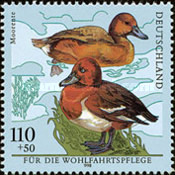 [Charity Stamps - Birds, Typ BPX]