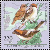 [Charity Stamps - Birds, Typ BPY]