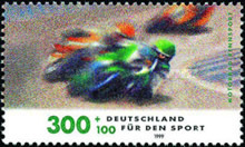 [Charity Stamps - Sports, type BQN]