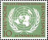[The 10th Anniversary of The United Nations, Typ BR]