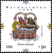 [Christmas Stamps, type BSM]