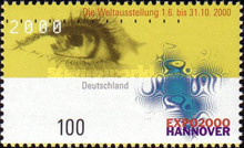 [EXPO 2000 in Hannover, type BSQ]