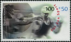 [Sports - Charity Stamps, Typ BSV]