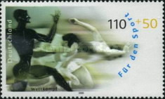 [Sports - Charity Stamps, type BSX]