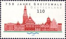[The 750th Anniversary of the City of Greifswald, Typ BTM]