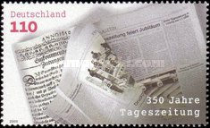 [The 350th Anniversary of News Papers, Typ BTX]