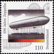 [The 100th Anniversary of the Zeppelin Airship, Typ BUC]
