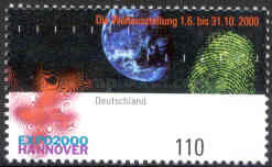 [EXPO 2000 in Hannover, type BUE]