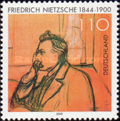 [The 100th Anniversary of the Death of Friedrich Nietzsche, Typ BUF]