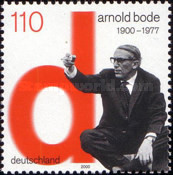 [The 100th Anniversary of Arnold Bode, Painter, type BVD]