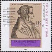[The 450th Anniversary of the Death of Martin Bucer, type BVN]