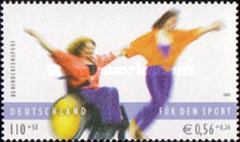 [Sports - Charity Stamps, type BVQ]