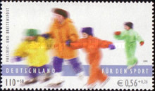 [Sports - Charity Stamps, type BVR]
