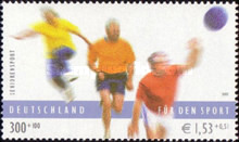 [Sports - Charity Stamps, type BVS]