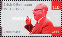 [The 100th Anniversary of the Birth of Erich Ollenhauer, type BVW]