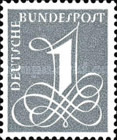 [New Daily Stamp, Typ BW]