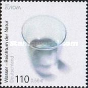 [EUROPA Stamps - Water, Treasure of Nature, type BWH]