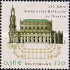 [The 250th Anniversary of the Catholic Church in Dresden, type BWN]
